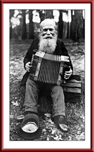 Cet accordéoniste n'est pas Joe Zawinul.