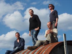 Benoît Luguet, Sylvain Barou, Nicolas Pointard, Jannick Martin