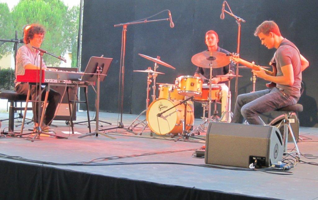 Félix Jequier trio