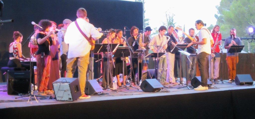 Grand Ensemble du conservatoire de Montpellier