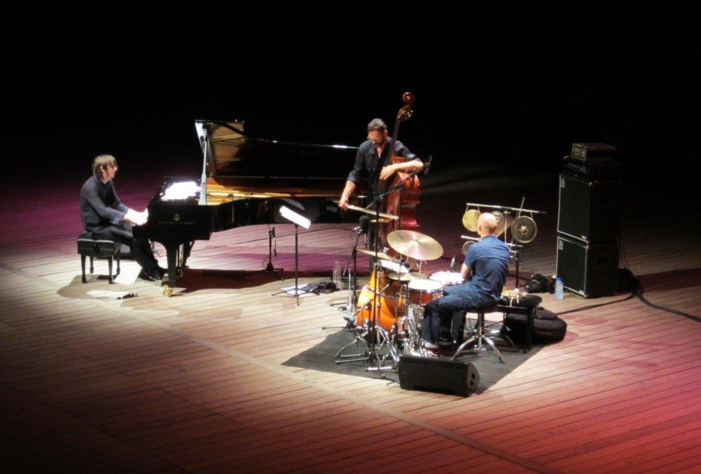 Michael Wollny trio
