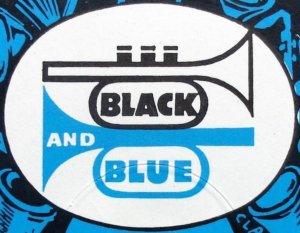 Black & Blue 2 Label