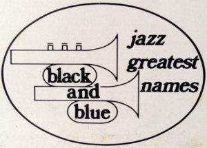 Black & Blue 3 label