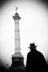 Gérard Terronès, là où la révolution... Photo Jean-Baptiste Millot