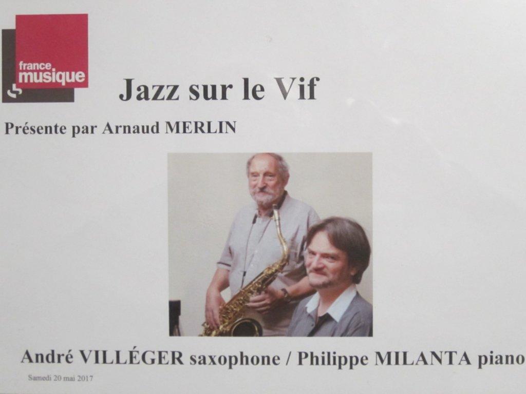 duo Villéger Milanta
