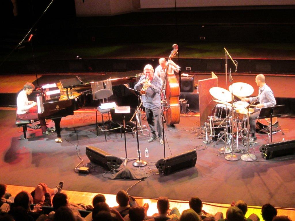 Le Lann 4tet Jazz sur le Vif