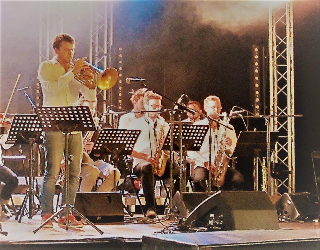 OJJB détail Tom Caudelle trompette basse