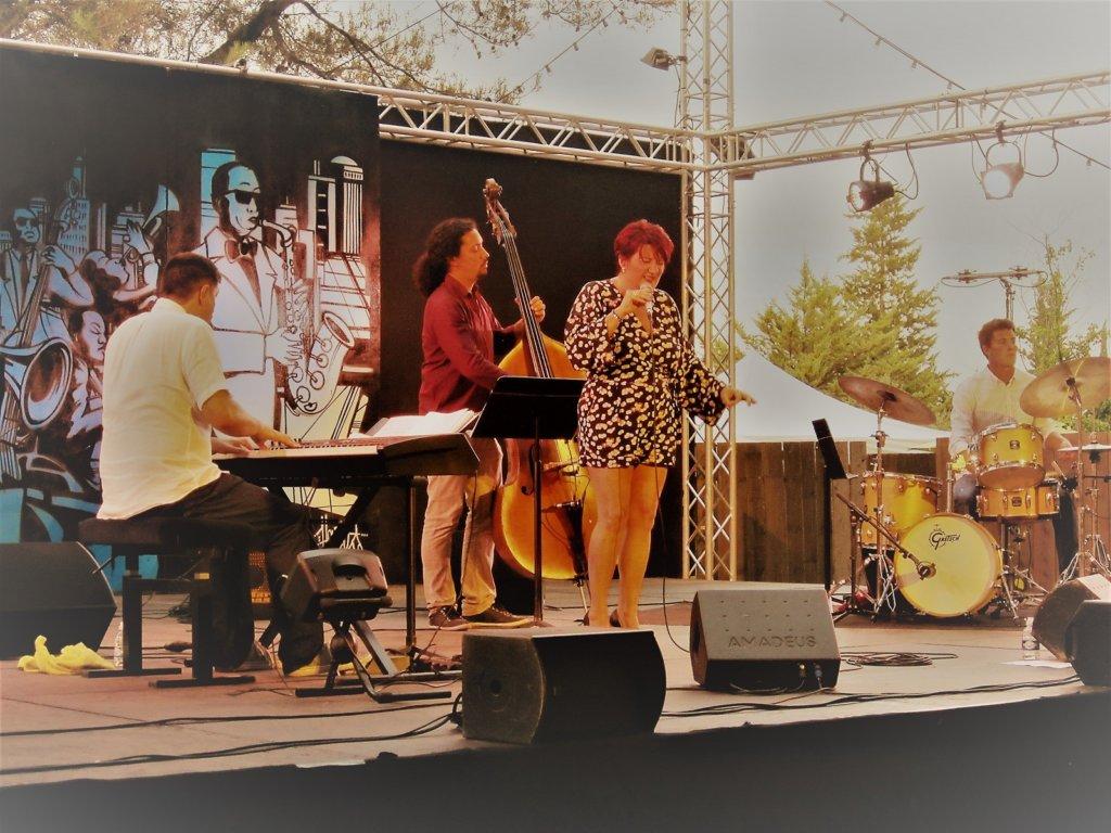 Pascale Gautier Quartet