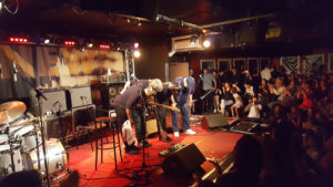 Lenny White, Mike Stern, Teymur Phell, Randy Brecker : see you next time, gentlemen