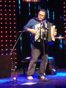 Richard Galliano, accordéon en solo