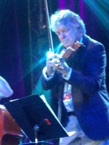 Didier Lockwood, à cordes et à cris