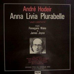 André Hodeir Anna Livia Plurabelle