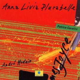 André Hodeir Anna Livia par Cara