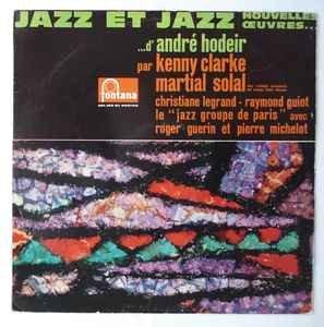 André Hodeir Jazz et Jazz