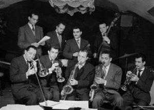 André Hodeir Jazz-groupe-de-paris