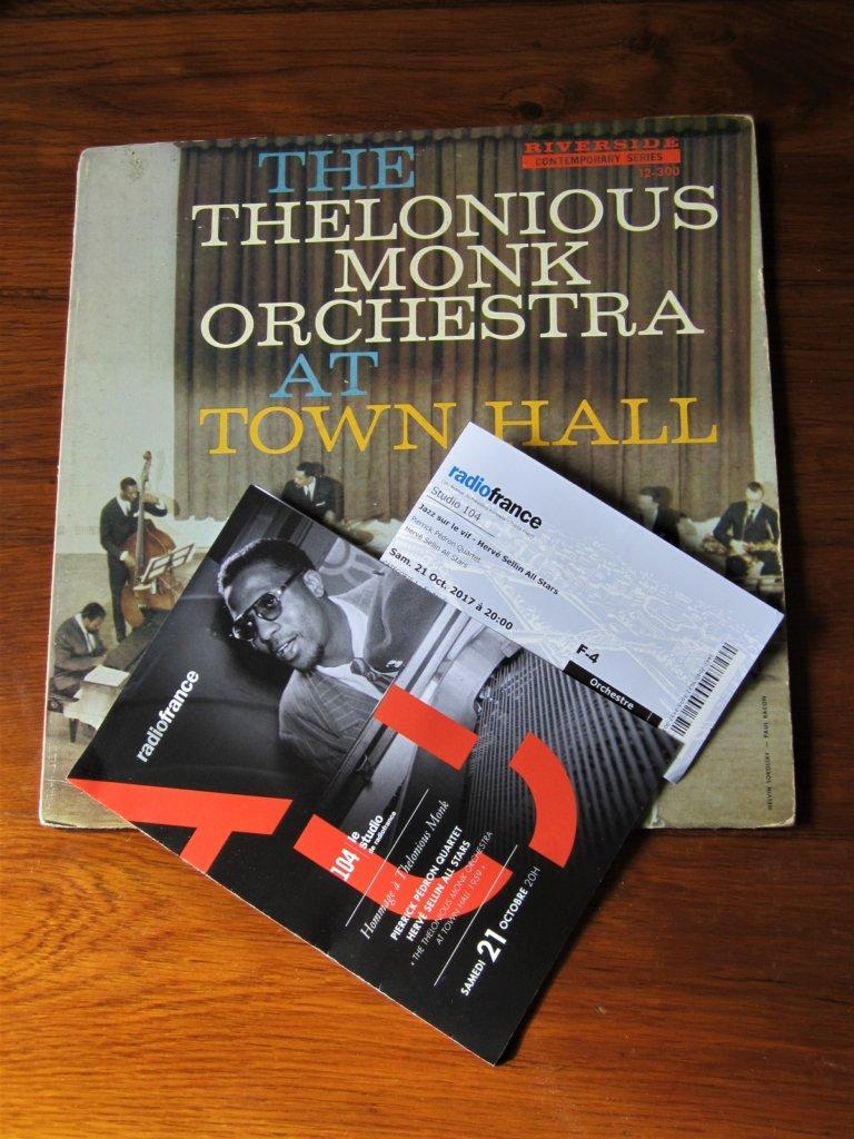 LP Town Hall, programme et billet du concert H Sellin