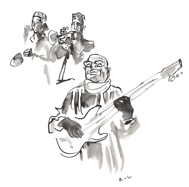 quand le jazz est là