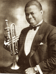 Louis Armstrong vers 1924-1925