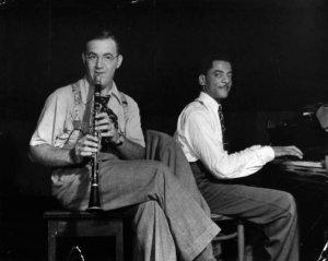 Benny Goodman et Teddy Wilson
